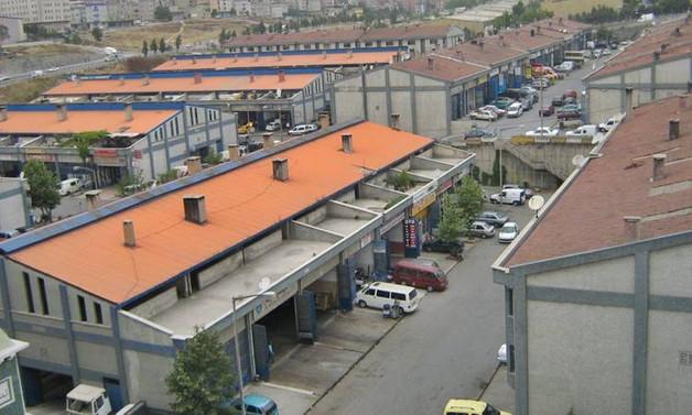 Sanayi sitelerinin kent dışına taşınmasına kredi desteği
