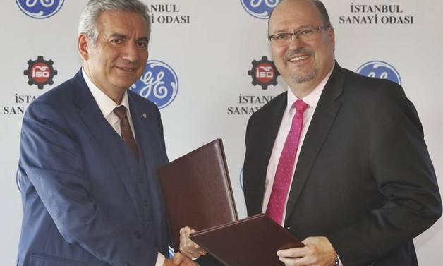 İSO ve GE, sanayinin dijital dönüşümü için iş birliği yaptı