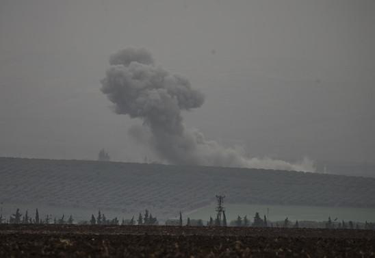 Afrin'de 63 nokta terörden temizlendi