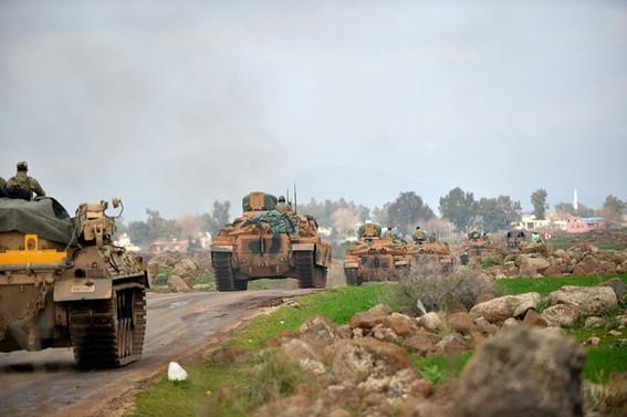 Türkiye ABD'ye Münbiç'te ortak görev önerdi