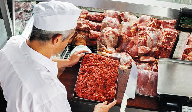 Kasaplardan et ithalatına karşı reçete