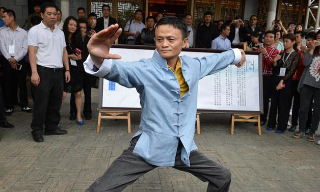 Alibaba'nın kurucusu, film yıldızı oldu