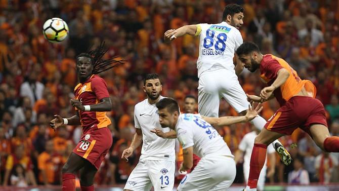 Galatasaray, Kasımpaşa deplasmanında