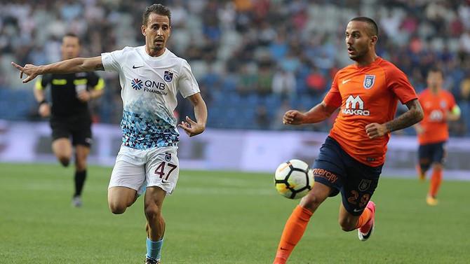 Trabzonspor ile Medipol Başakşehir 20. randevuda