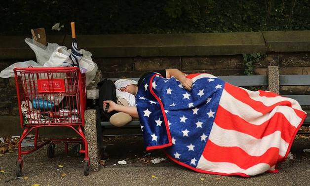 ABD'de İşsizlik nedeniyle yarım milyon kişi evsiz