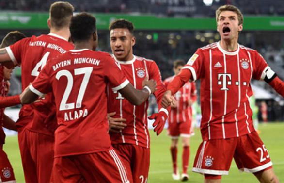 Bayern Münih son dakikada kazandı