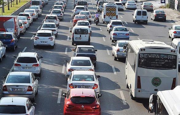 Başkentte bazı yollar trafiğe kapatıldı