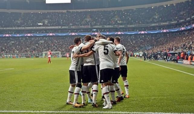 Beşiktaş, Münih yolcusu