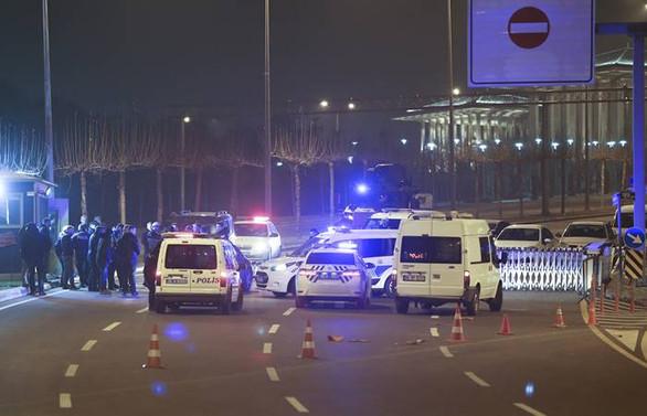 Beştepe'deki kaza Cumhurbaşkanlığı korumalarını alarma geçirdi