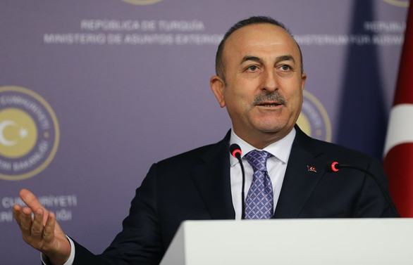 Çavuşoğlu'ndan, Türkler Kürtlere karşı ifadesine tepki