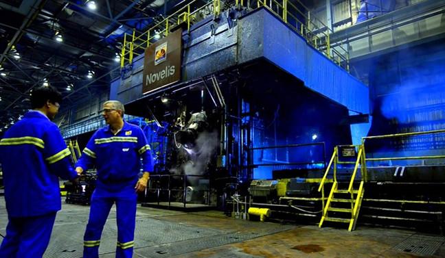 Novelis'ten 300 milyon dolarlık fabrika yatırımı