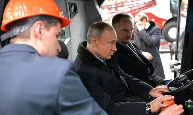 Putin: Seçilemezsem traktör şoförü olurum