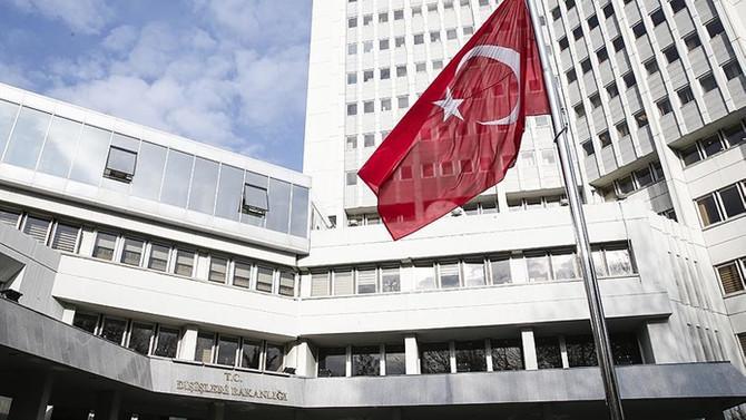 Türkiye'den Yunanistan'a DHKP/C mensubu Doğan tepkisi