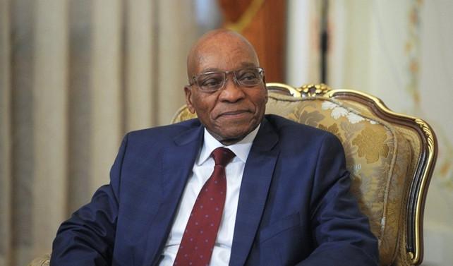 Güney Afrika'da yolsuzluk tutuklamaları