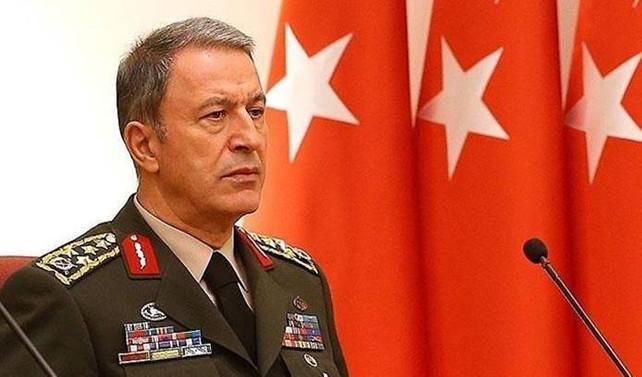Genelkurmay Başkanı Amman'a gitti