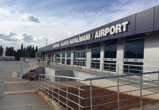 Gazipaşa'da 1 milyon 200 bin yolcu beklentisi