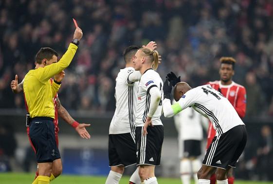Beşiktaş, Bayern Münih'e farklı yenildi
