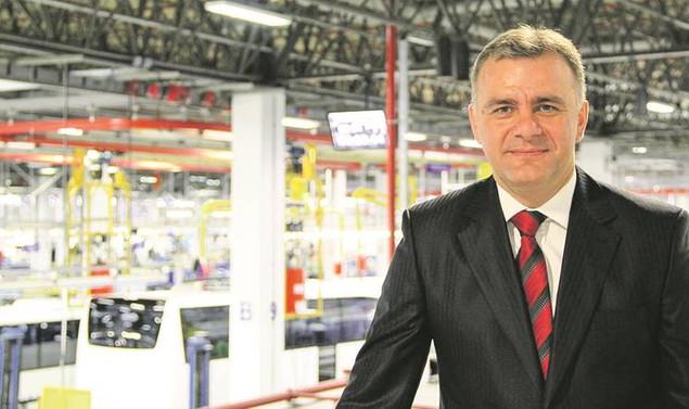 Mercedes, Hoşdere'de yatırımı hızlandırıyor!