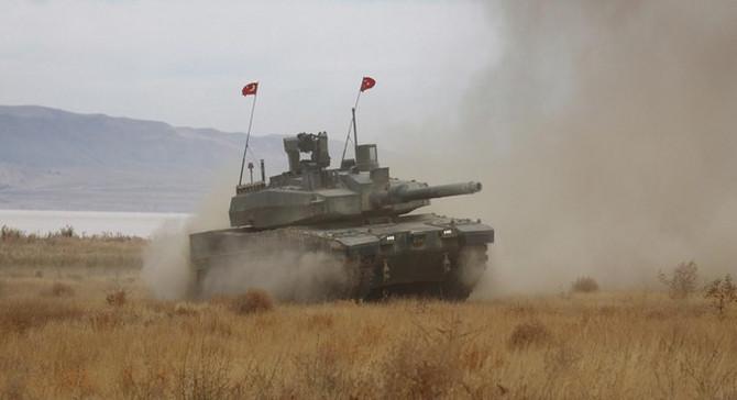 FİGES, ALTAY tank motoru ve transmisyonu için iddialı
