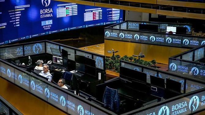 Borsa, Fed sonrası düşüşle açıldı