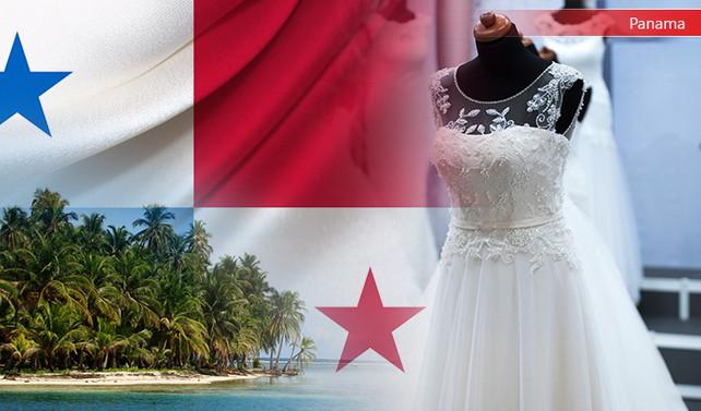 Panamalı müşteri gelinlik çeşitleri ithal etmek istiyor