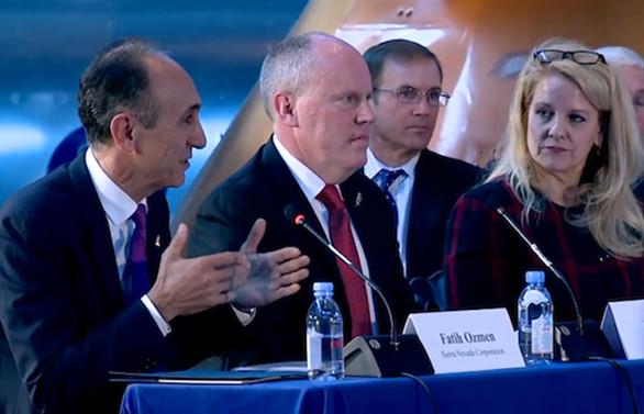 ABD, uzayı Türk'e danışacak