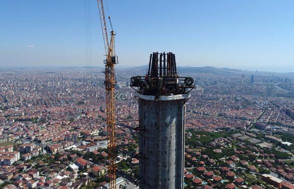 Ulaştırma Bakanı: Çamlıca kulesinde inşaat hızlanacak