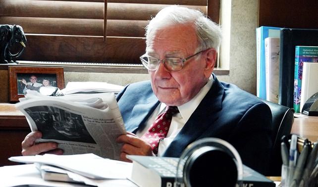 Buffett, vergi reformundan 29 milyar dolar kazandı