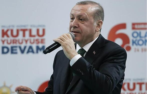 Erdoğan: Afrin'in inşasında Gaziantep'e ihtiyaç olacak