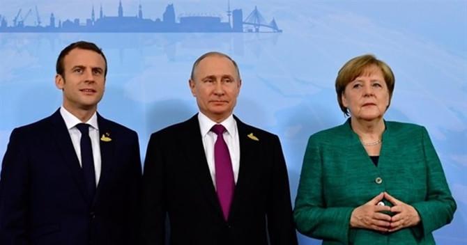 Putin: Ateşkes terör gruplarını kapsamıyor