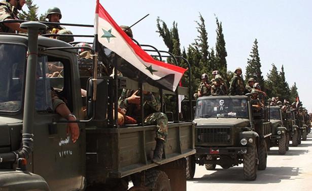 Suriye'de 'kimyasal saldırı' uyarısı