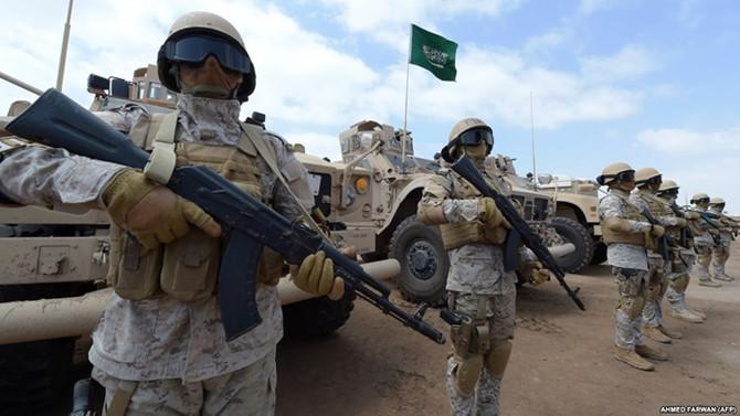 Suudi Arabistan'dan 'kadın asker açılımı'