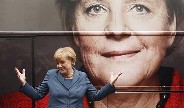 Merkel'in partisi koalisyonu oylayacak