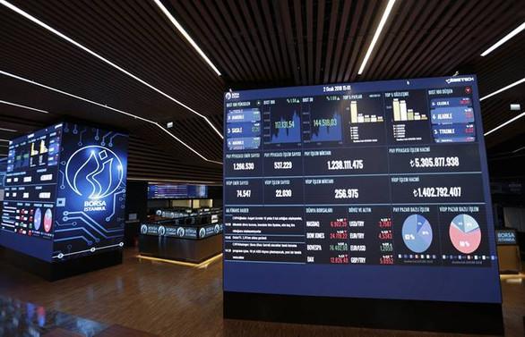 Borsa haftaya 118.000 puanın üzerinde başladı