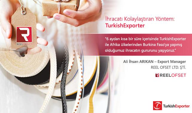 İhracatı Kolaylaştıran Yöntem: TurkishExporter