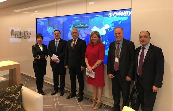 Türk Eximbank 1 milyar dolarlık kaynak arıyor
