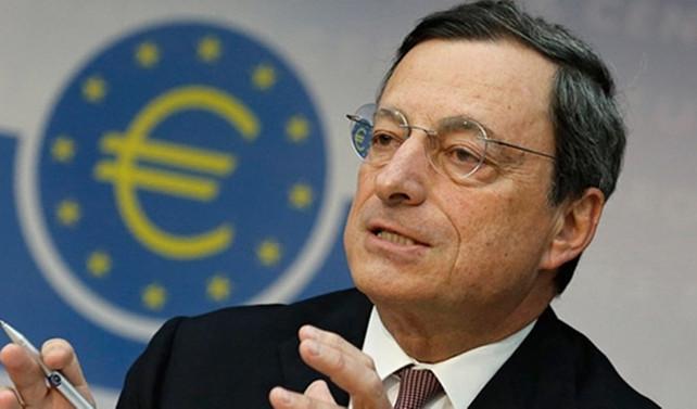 Draghi: Atıl kapasite düşünülenden yüksek