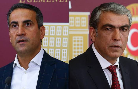 HDP'li iki ismin milletvekilliği düşürüldü