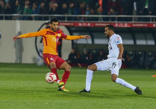 Galatasaray kupada avantaj yakaladı