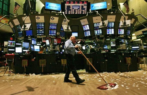 New York borsası, Powell sonrası sert düştü