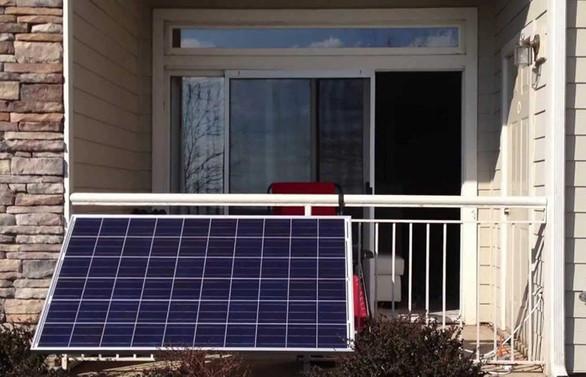 Her mahalleye bir solar