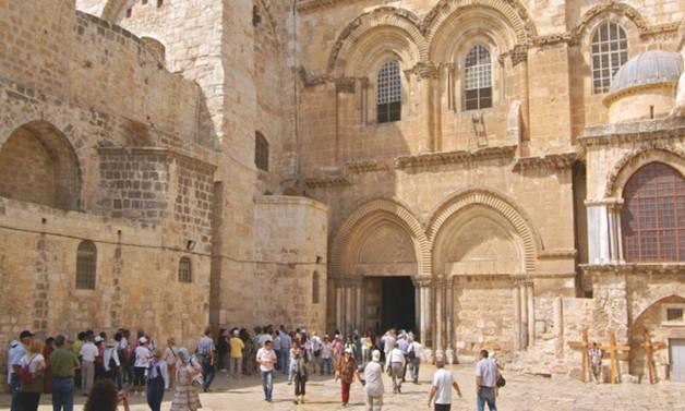 Kudüs'teki Kıyamet Kilisesi yeniden açıldı