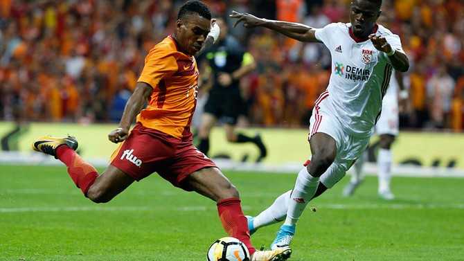 Galatasaray ile Sivasspor 24. sınavda