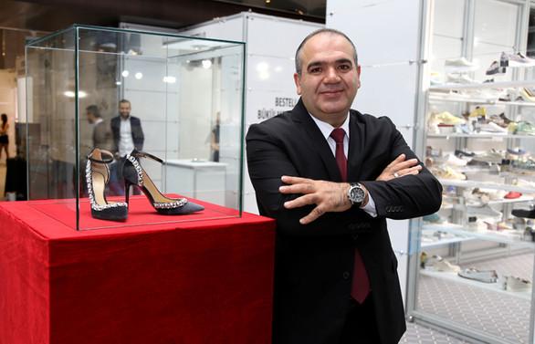 Ayakkabı yan sanayi sektörü, vitrine çıkıyor