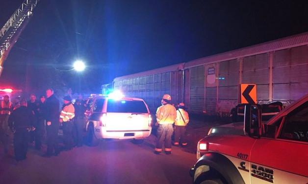 ABD'de iki tren çarpıştı: 2 ölü
