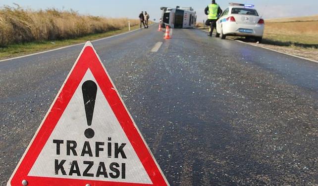 Trafik kazalarında 3,5 bin kişi hayatını kaybetti