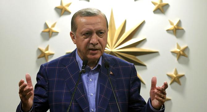 Cumhurbaşkanı Erdoğan: Türkiye'nin arzusu, AB'ye tam üyeliktir