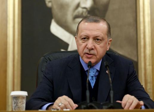 Erdoğan'dan 5 askerin şehit olduğu saldırıyla ilgili açıklama