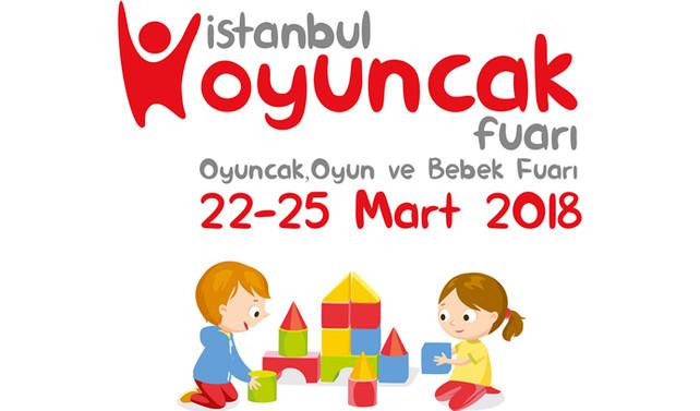 İstanbul Oyuncak Fuarı 22 Mart'ta…