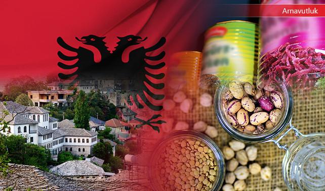 Arnavutluk firması genel tüketim malzemeleri ithal edecek